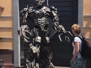 A Real-Life Transformer