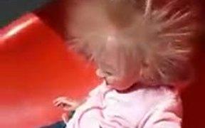 Girl With Dandelion Hairs