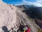 Riskiest Mountain Path To Ride A Bike