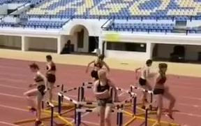 That's A Lot Of Leg Work