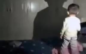Disco Dancer, Boss Baby Style