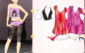 Swimsuits and Coverup Walkthrough