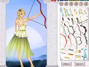 Hunting Goddess Artemis Walkthrough