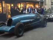 Vintage Sports Car A Weapon Against Neighbors