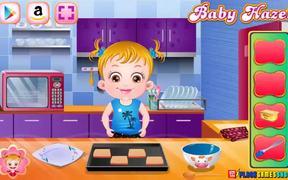 Baby Hazel Cooking Time Walkthrough