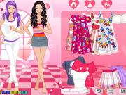 Ice Cream Lovers Dress Up Walkthrough