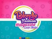 Blondie Fashion Magazine Cover Model Walkthrough