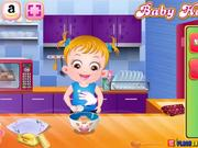 Baby Hazel Cooking Time Walkthrough
