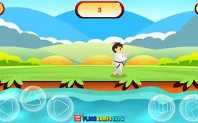 Karate Walkthrough