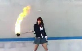 Sizzling Hot Fire Player!
