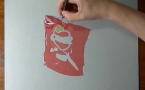 Most Realistic Chips Bag Image