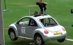 The Low Budget Car Race