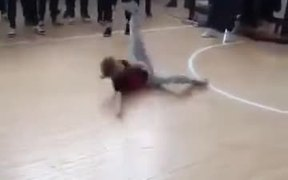 The 10-Year Old Who Dances Like A Boss