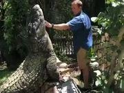 Good Boy Crocodile!