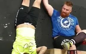 Crossfit: A Step By Step Demonstration