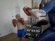 A Child Prodigy In The Boxing Sphere