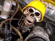 The Scariest Engine Ever!