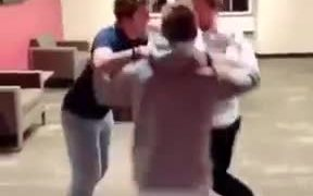 These Blokes Got Their Moves Sorted !