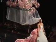 Long Flowy Wedding Dress?