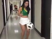 Football Is In Every Brazilian's DNA