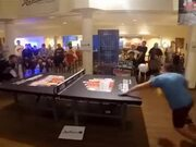 Table Tennis Is Too Mainstream