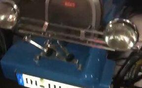 A Vintage Bugatti In Amazing Condition