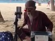 Is This Master Roshi From Dragon Ball Z?!