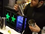 A Bartender Who's A Magician?! Take My Money!