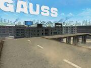 New Turret 'Gauss'