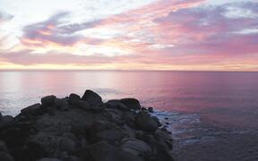 A Multi-Coloured Sunset