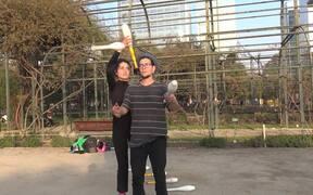 Juggling Team