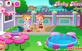 Baby Hazel Goldfish Walkthrough