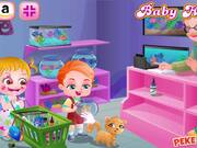 Baby Hazel Goldfish Walkthrough