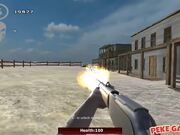Western:Invasion Walkthrough