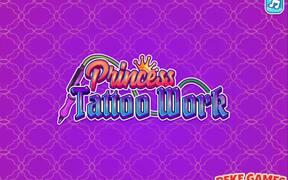 Princess Tattoo Work Walkthrough