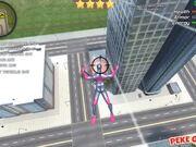 Amazing Strange Rope Police-Vice Spider Vegas W-h