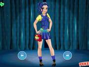 Descendants Dress Up Walkthrough