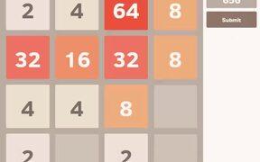 2048 Math Walkthrough