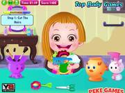 Baby Hazel Hair Care Walkthrough