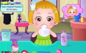 Baby Hazel Hair Care Walkthrough