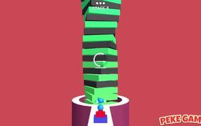 Stack Bump 3D Walkthrough