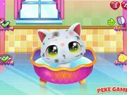 Cute Kitty Care Walkthrough