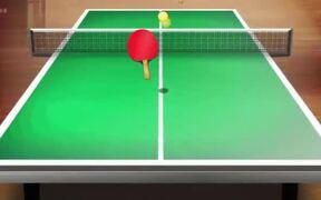 Table Tennis - World Tour Walkthrough