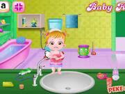 Baby Hazel Bathroom Hygiene Walkthrough