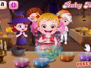 Baby Hazel Halloween Party Walkthrough