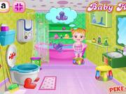 Baby Hazel Bathroom Hygiene Walkthrough