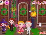 Baby Hazel Halloween Party Walkthrough