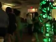 Robots Need Fun At The Disco Too!