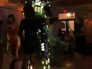 Robots Need Fun At The Disco Too!