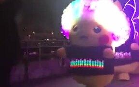 Pikachus Are Electric Type Pokemon
